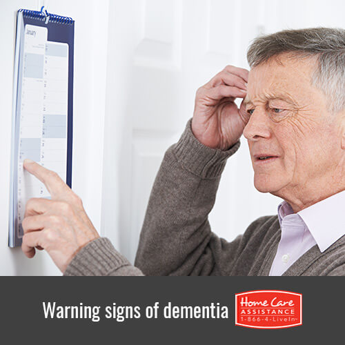 Common Warning Signs of Dementia in Victoria, CAN