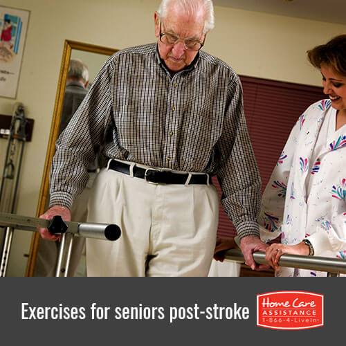 Useful Exercises for Seniors After a Stroke in Victoria, CAN