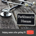 How to Help a Senior Loved One After a Parkinson's Diagnosis