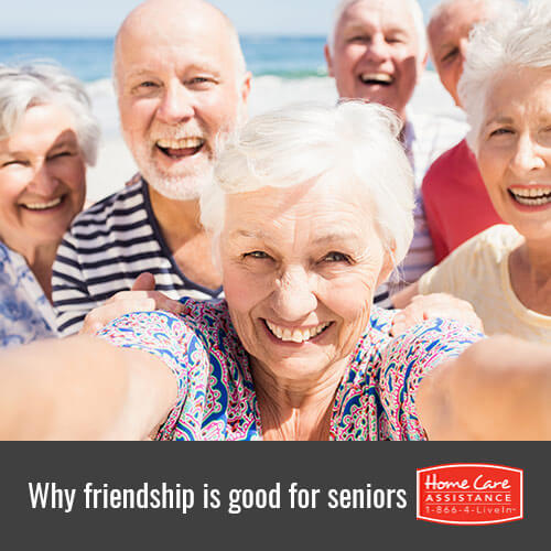 Why Close Friendships Are Important for Seniors in Victoria, CAN
