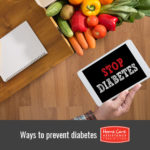 How to Help Seniors Prevent Diabetes