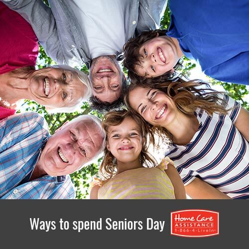 Ways to Celebrate Senior's Day with Families in Victoria, CAN