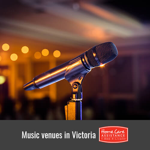 Live Music Venues for Seniors in Victoria, CAN