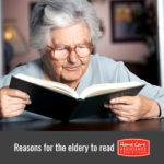 4 Reasons to Read Regularly in the Senior Years