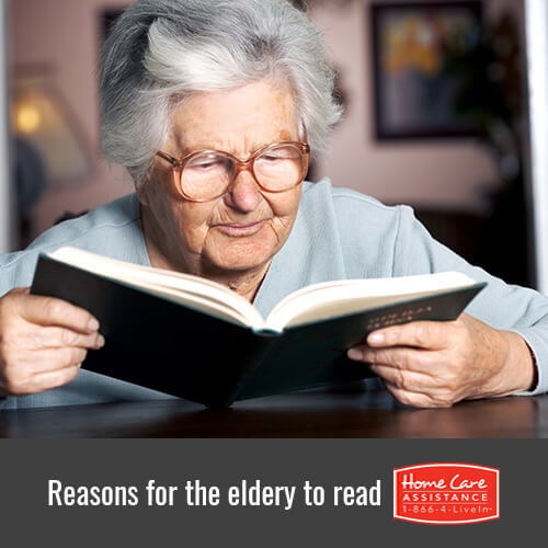 Reasons why the Elderly Should Read Regularly in Victoria, BC
