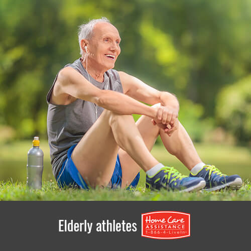 List of Fit Canadian Elderly Athletes in Victoria, BC, Canada