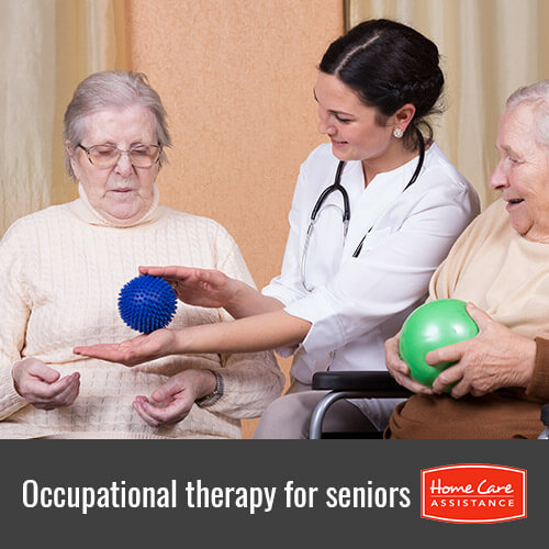 How Occupational Therapy Can Benefit the Elderly in Victoria, BC, Canada