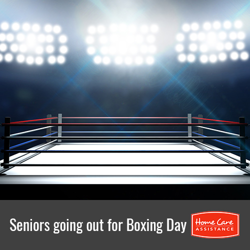5 Reasons Why Seniors Should Go Out on Boxing Day in Victoria, BC, Canada