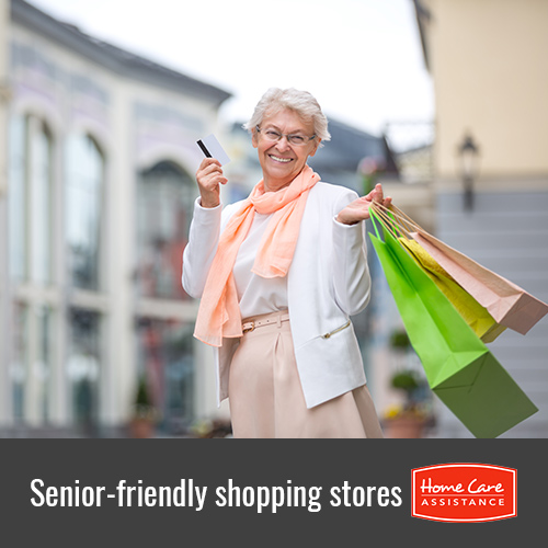 Senior-Friendly Shopping Places in Victoria, BC, Canada