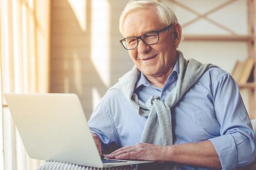 Senior Stars On Social Media in Victoria, BC