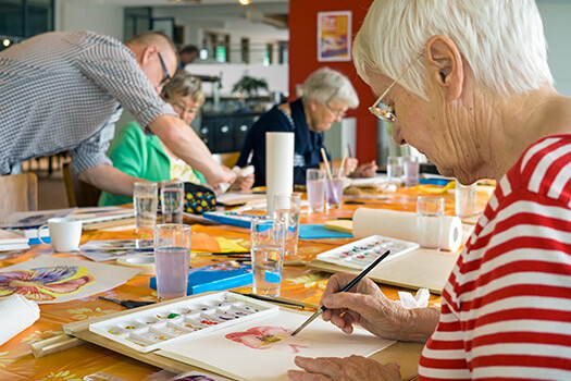 Recreational Therapy for Seniors in Victoria, BC