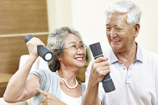 How Elders Can Increase Arm Strength in Victoria, BC