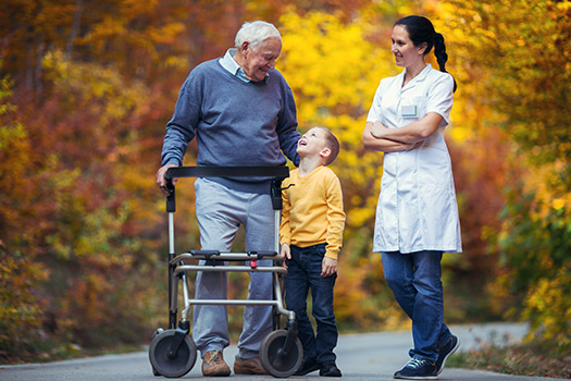 Suggestions for Full-Time Working Family Caregivers in Victoria, BC