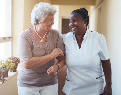 Reassurance Plays an Important Role in Dementia Care in Victoria, BC