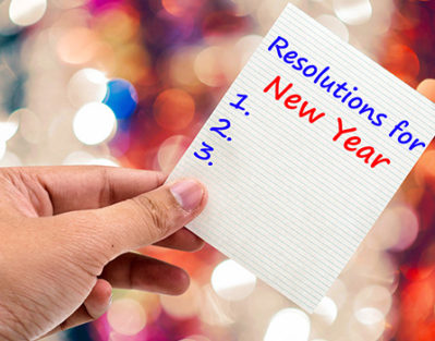 Caregiver New Year Resolutions in Victoria, BC