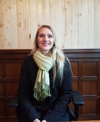 Barbara MacKinnon - Office & Human Resources Manager