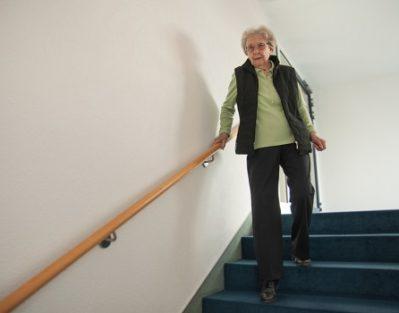 Helping Seniors Prevent Falls in Victoria, BC