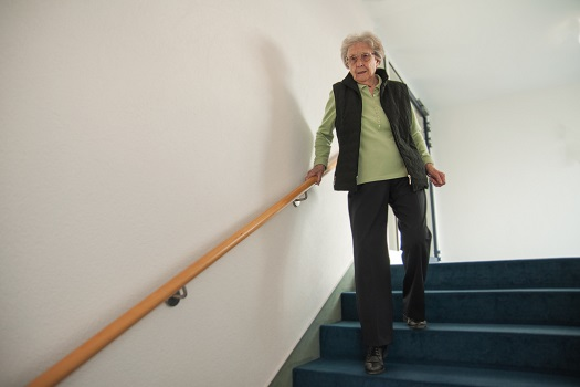 Helping Seniors Prevent Falls in Victoria, BC