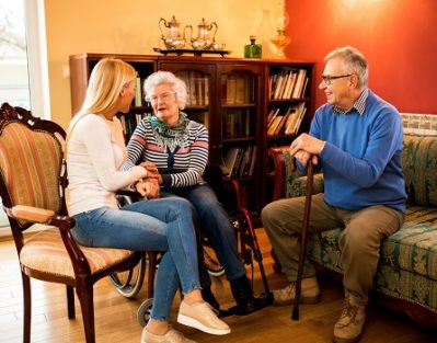 How Your Aging Parent Can Benefit from Your Visits in Victoria, BC