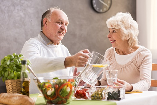 Benefits of Mediterranean Diet After the Age of 65 in Victoria, BC