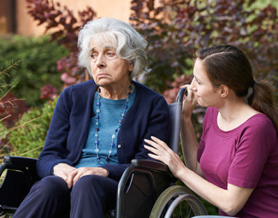 How to Manage Your Loved One's Dementia-Related Combativeness in Victoria, BC