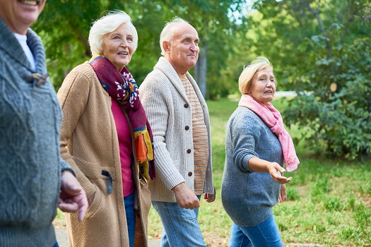 How to Persuade Seniors to Be Socially Active in Victoria, BC