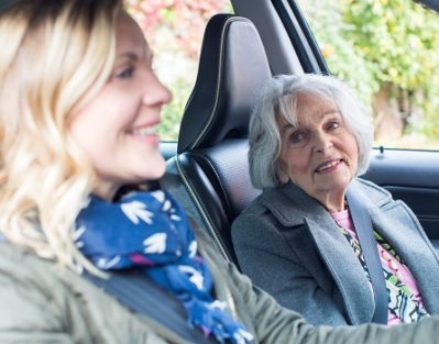 Forms of Transportation for Older Adults in Victoria, BC