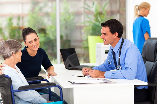 Tips to Interact with Your Aging Parent's Healthcare Team in Victoria, BC